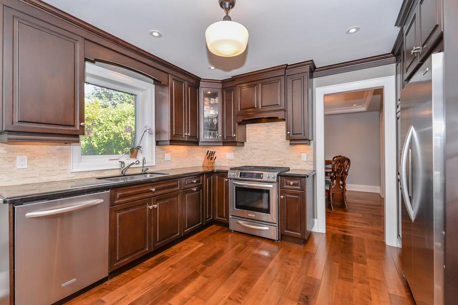 Kitchen renovations kitchener waterloo hudel - Kitchen designers kitchener waterloo ...